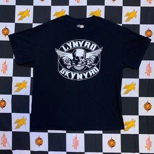 Vintage 2005 Lynyrd Skynyrd Band Tee Size XL